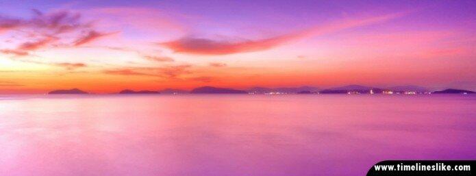 Morski zalazak sunca